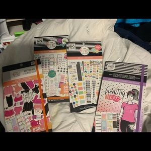 The happy planner fitness bundle